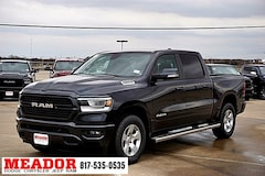 New 2019 Ram All-New 1500 BIG HORN / LONE STAR CREW CAB 4X2 5'7 BOX Crew Cab 1C6RREFGXKN706324 in Fort Worth, TX