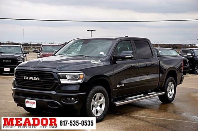 New 2019 Ram 1500 BIG HORN / LONE STAR CREW CAB 4X2 5'7 BOX Crew Cab For Sale Fort Worth, TX