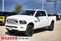 New 2018 Ram 2500 LARAMIE CREW CAB 4X4 6'4 BOX Crew Cab in Fort Worth, TX