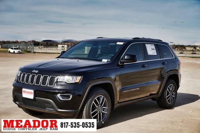 New 2019 Jeep Grand Cherokee LAREDO E 4X2 Sport Utility | Fort Worth, TX |  VIN# 1C4RJEAG0KC680951