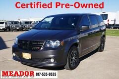 Certified Pre-Owned 2018 Dodge Grand Caravan SE Van Passenger Van in Fort Worth, TX