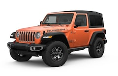 New 2019 Jeep Wrangler RUBICON 4X4 Sport Utility 1C4HJXCG9KW574758 in Fort Worth, TX