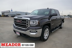 Certified Pre-Owned 2016 GMC Sierra 1500 SLE Truck Crew Cab in Fort Worth, TX