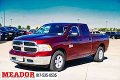 New 2019 Ram 1500 CLASSIC TRADESMAN QUAD CAB 4X2 6'4 BOX Quad Cab for sale in Fort Worth TX