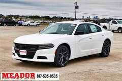 New Dodge Charger Cars Fort Worth TX | Meador Dodge Chrysler