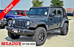New 2018 Jeep Wrangler Unlimited WRANGLER JK UNLIMITED SPORT S 4X4 Sport Utility in Fort Worth, TX