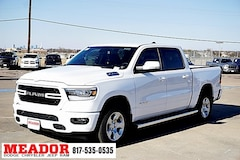 New 2019 Ram 1500 BIG HORN / LONE STAR CREW CAB 4X2 5'7 BOX Crew Cab for sale in Fort Worth TX