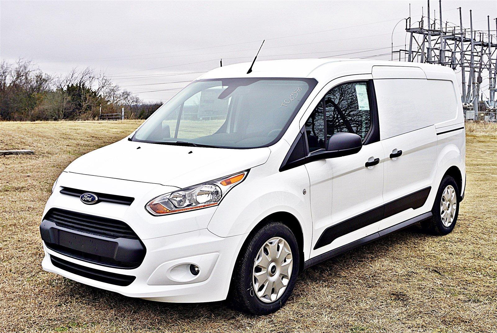 2018 Ford Transit Connect Van XLT Van