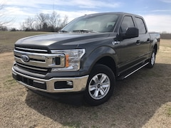 New 2018 Ford F-150 Truck SuperCrew Cab 1FTEW1CP6JFA16768 Commerce, Texas