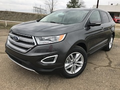 New 2018 Ford Edge SEL SUV 2FMPK3J82JBB30808 Commerce, Texas