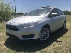 New 2018 Ford Focus SE Hatchback 1FADP3K29JL277684 Commerce, Texas