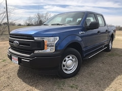 New 2018 Ford F-150 Truck SuperCrew Cab 1FTEW1CGXJFA30754 Commerce, Texas