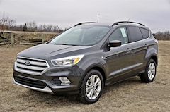New 2018 Ford Escape SE SUV 1FMCU0GD5JUA71517 Commerce, Texas