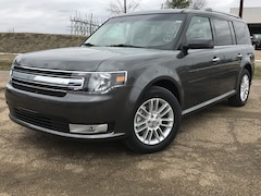 New 2018 Ford Flex SEL SUV 2FMGK5C83JBA12873 Commerce, Texas