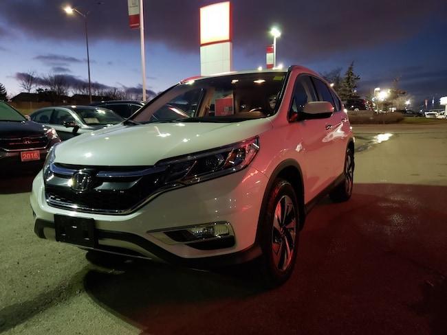 2015 Honda CR-V Touring | BUZZER BEATER 3-DAY SALES EVENT SUV