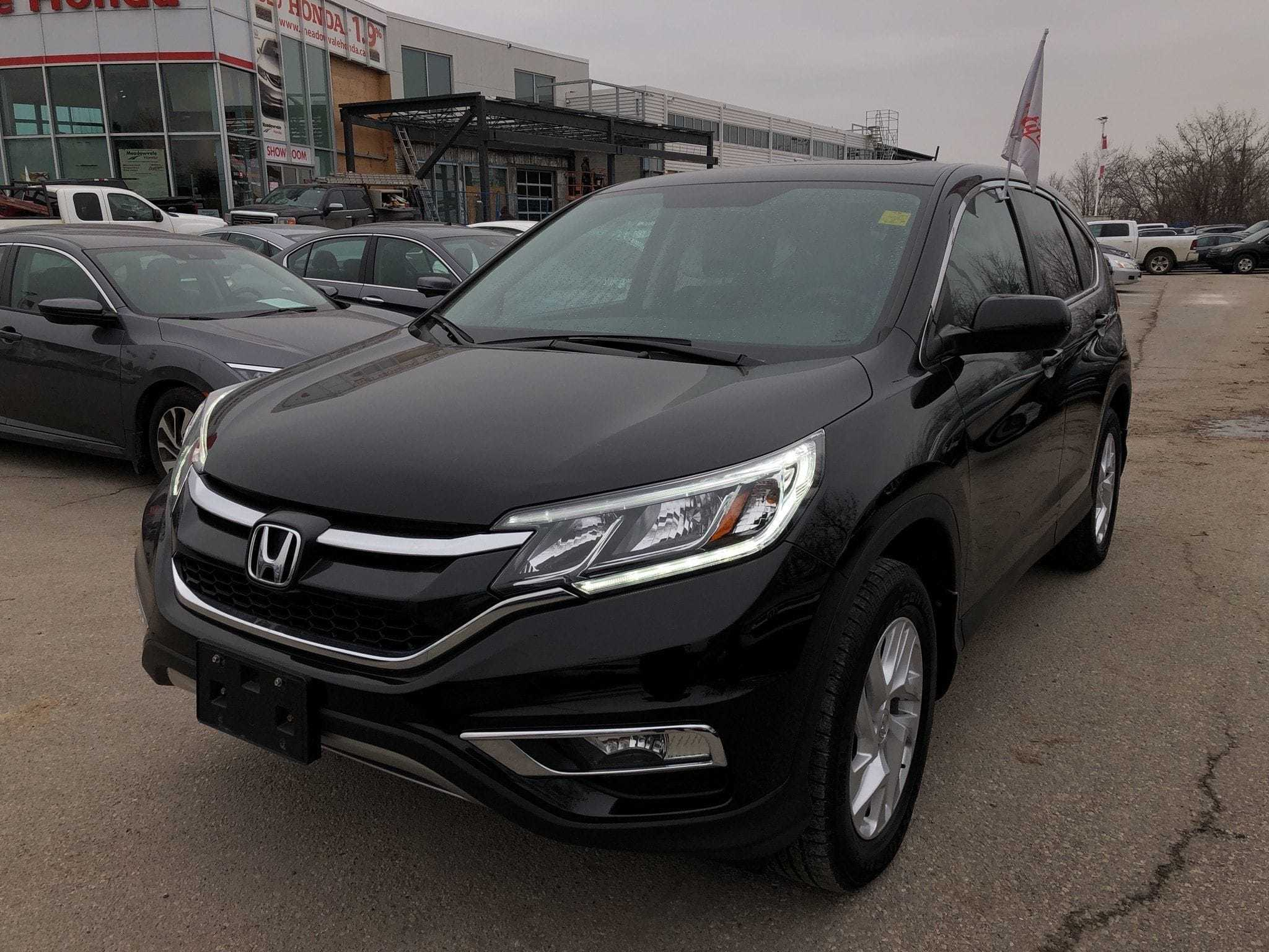 2016 Honda CR-V EX | SUNROOF | PUSH START VUS