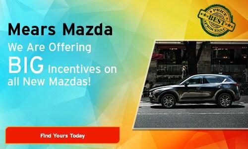 New Mazda MAR