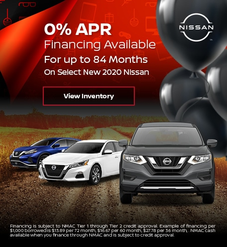 0% APR Financing Available For up to 84 Months