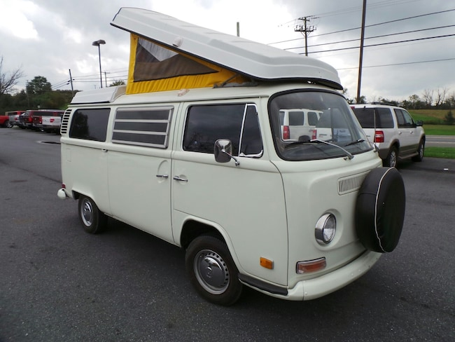 1972 VW Westfalia