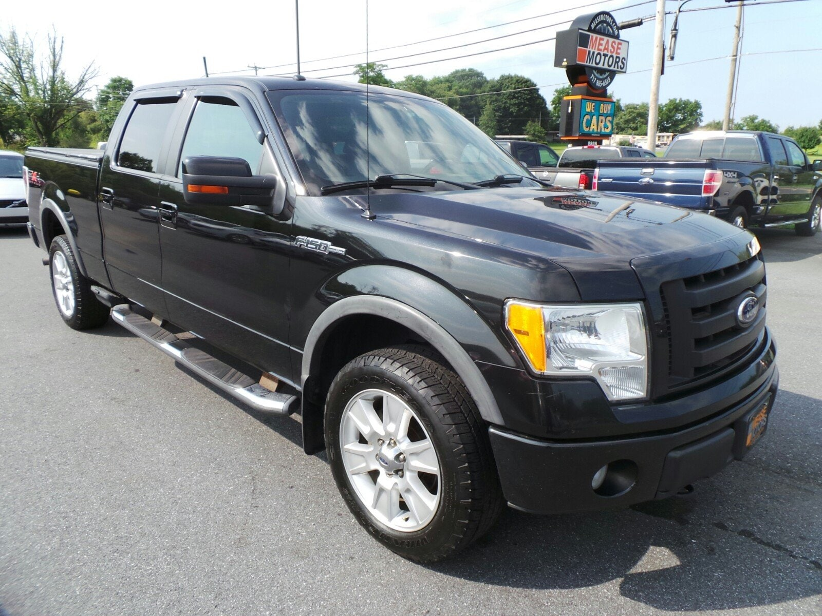 2010 Ford F-150 4WD SuperCrew 145 FX4