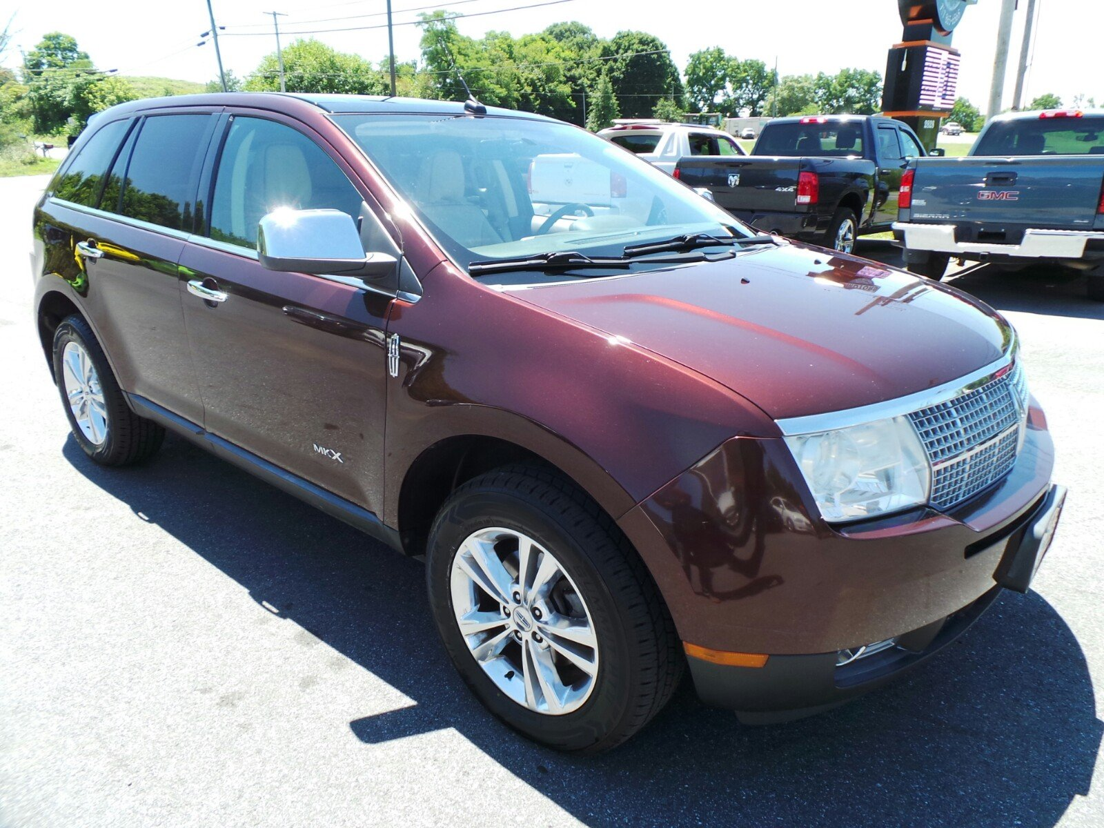 2010 Lincoln MKX Ultimate AWD