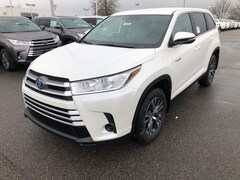 New 2019 Toyota Highlander Hybrid LE SUV