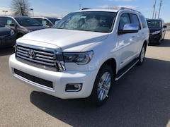 New 2019 Toyota Sequoia Platinum SUV