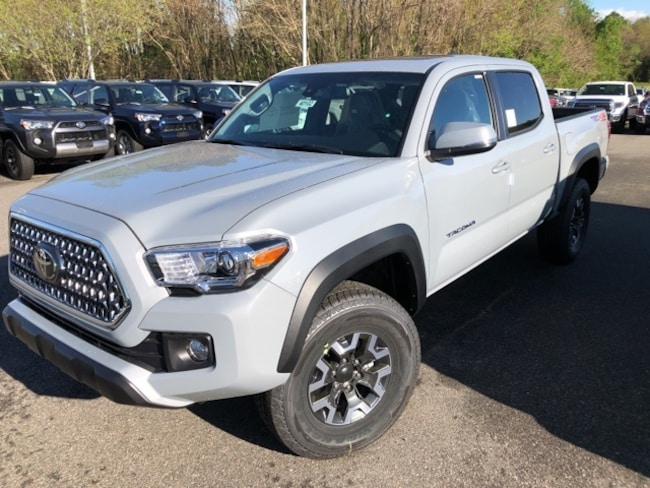 2019 Toyota Tacoma TRD Offroad 4D Double Cab Truck