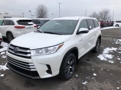 2019 Toyota Highlander Hybrid LE SUV