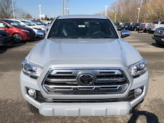 New 2019 Toyota Tacoma Limited 4D Double Cab Truck