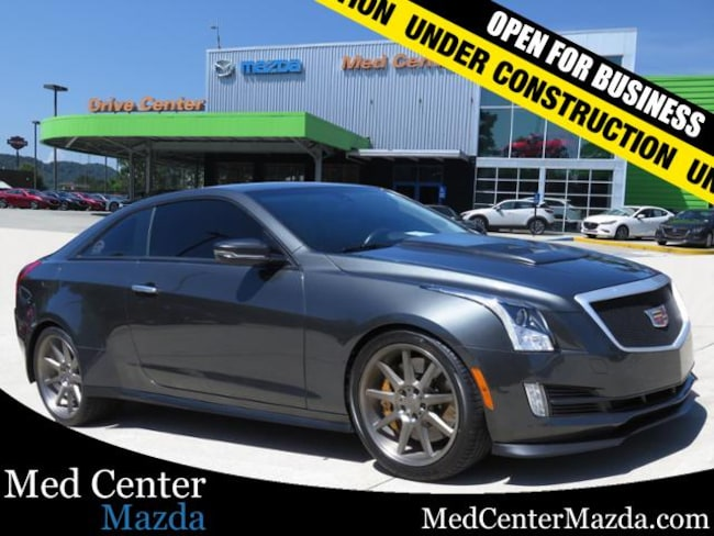 2015 Cadillac ATS Coupe 2.0L Luxury RWD Coupe
