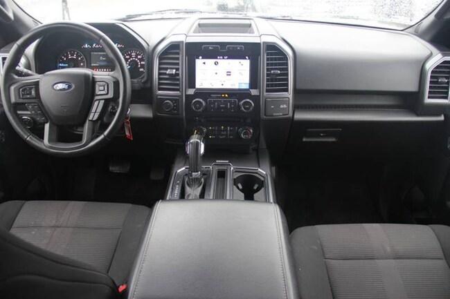 2017 Ford F-150 XLT 4x4 4dr Supercrew 5.5 ft. SB Pickup Truck