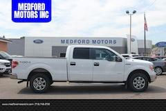 2013 Ford F-150 XLT 4x4 4dr Supercrew Styleside 6.5 ft. SB Pickup Truck