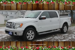 2011 Ford F-150 Lariat 4x4 4dr Supercrew Styleside 5.5 ft. SB Pickup Truck