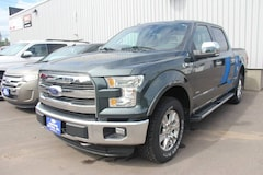 2015 Ford F-150 Lariat 4x4 4dr Supercrew 5.5 ft. SB Pickup Truck