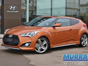 2015 Hyundai Veloster 1.6 Turbo Tech Package Hatchback