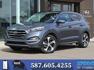 2016 Hyundai Tucson Limited AWD | Heated Leather | Navigation SUV