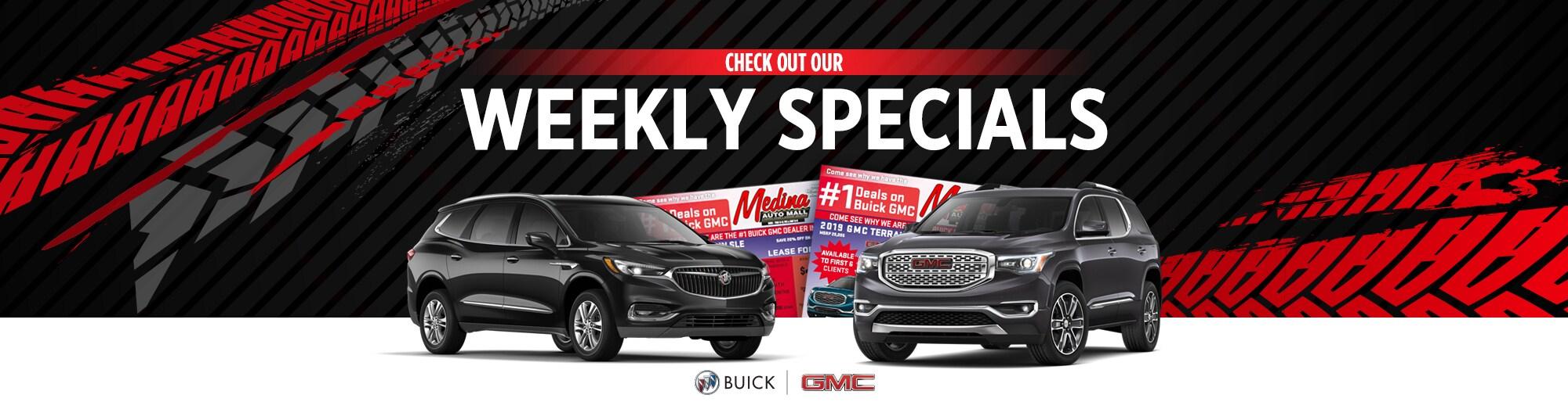 Medina Auto Mall New CADILLAC Dodge Jeep Buick Chrysler GMC - Toth buick car show