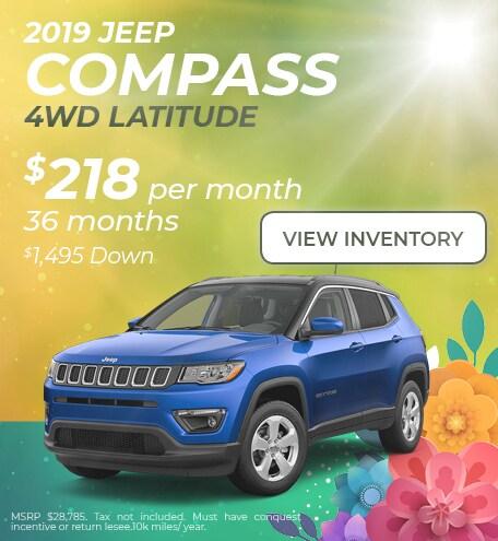 April 2019 Compass Lease