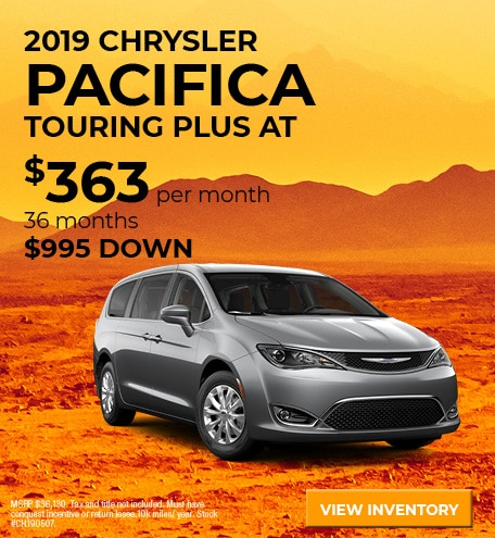 June 2019 Pacifica Lease