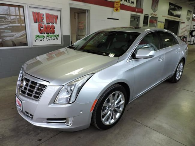 2014 CADILLAC XTS Premium Sedan