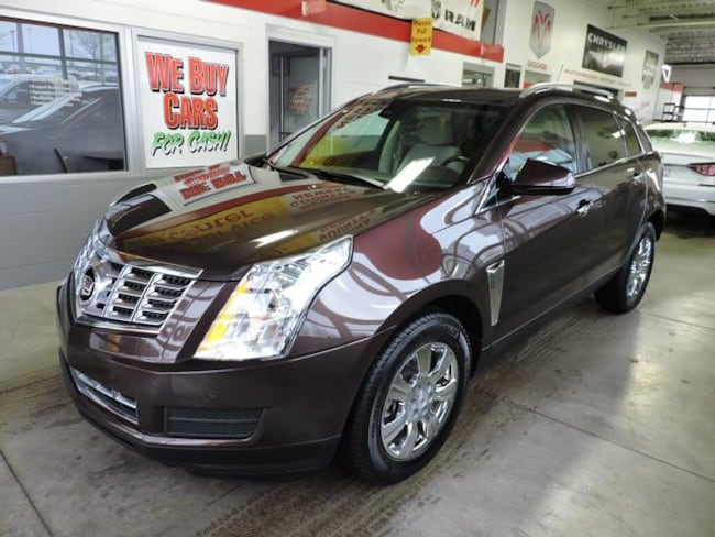 2016 CADILLAC SRX Luxury Collection SUV