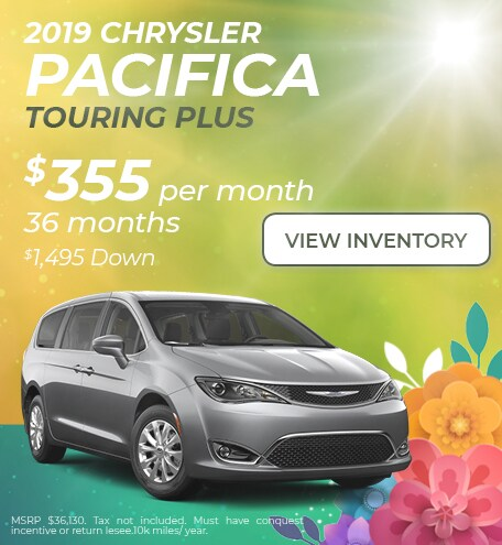 April 2019 Pacifica Lease