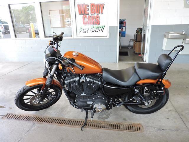 2014 Harley Davidson Sportster XL883