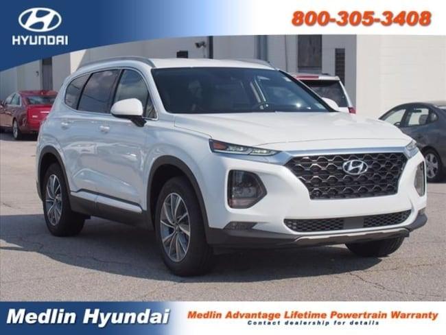 New 2019 Hyundai Santa Fe SEL Plus Rocky Mount
