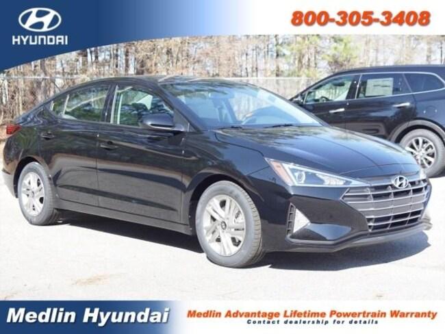 New 2019 Hyundai Elantra Value Edition Rocky Mount