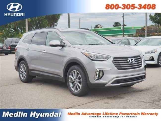 New 2019 Hyundai Santa Fe XL SE Rocky Mount