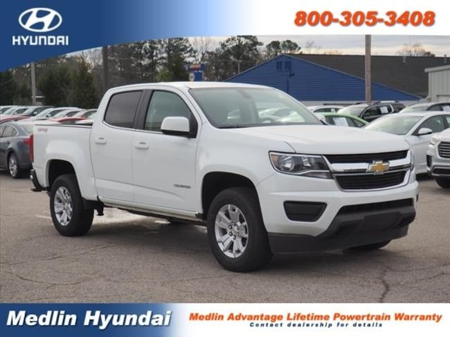 Used 2018 Chevrolet Colorado LT Truck Crew Cab Rocky Mount