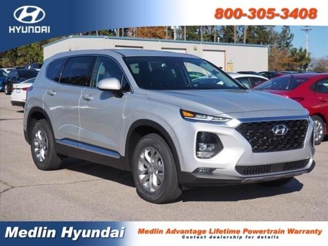 New 2019 Hyundai Santa Fe SEL Rocky Mount
