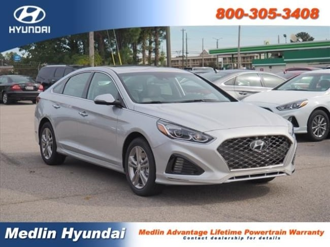 New 2019 Hyundai Sonata Limited Rocky Mount